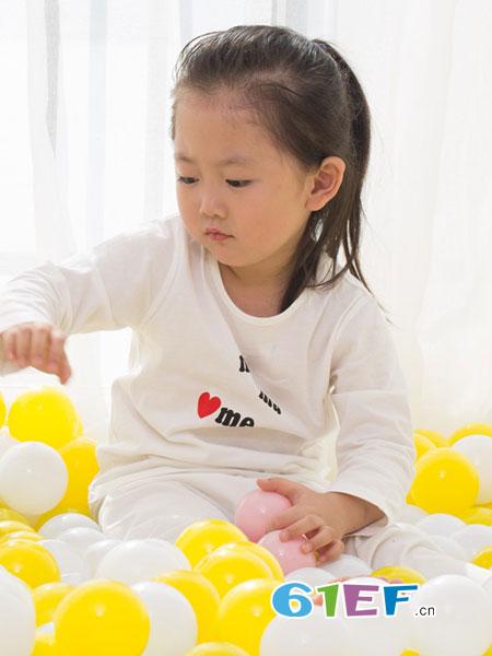 管妈妈童装品牌2019春夏全棉衣宝宝空调服