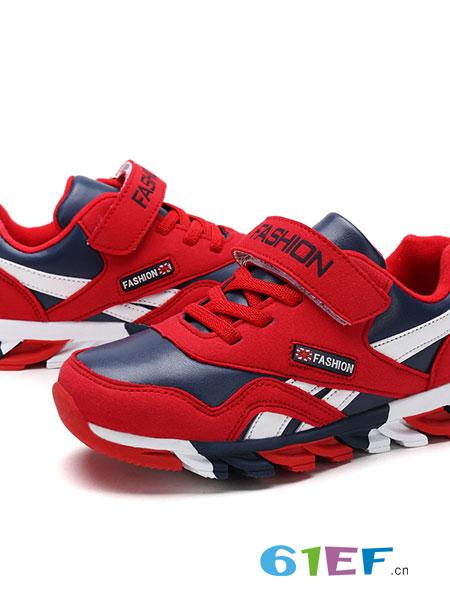 怕怕龙童装品牌2019春季运动鞋跑步旅游鞋