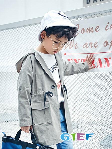宠来宠趣童装品牌以专业专注的工作心态