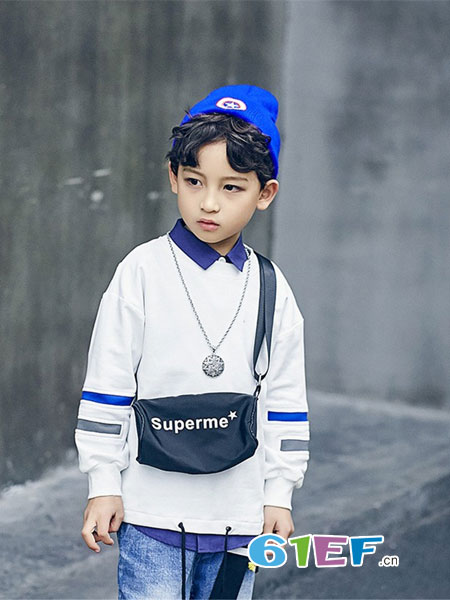 宠来宠趣童装品牌并呈现当代精神的方式