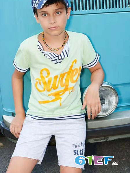 可米芽童装品牌打造成为孩子喜爱、妈妈信赖的儿童生态品牌