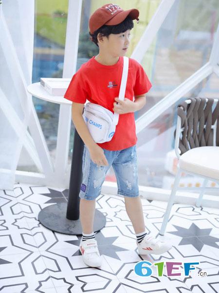 欧米源童装品牌招商免加盟,送货架,送开业大礼包