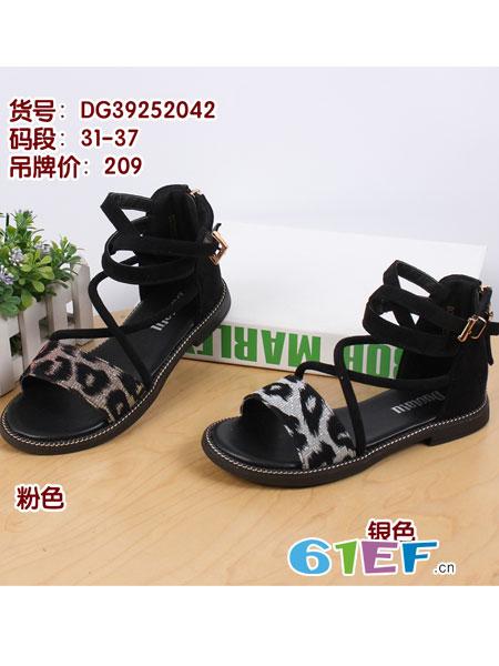 哆啦兔童鞋品牌  质量诚信重点推广单位
