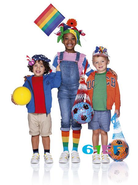 United Colors of Benetton童装品牌2019春夏