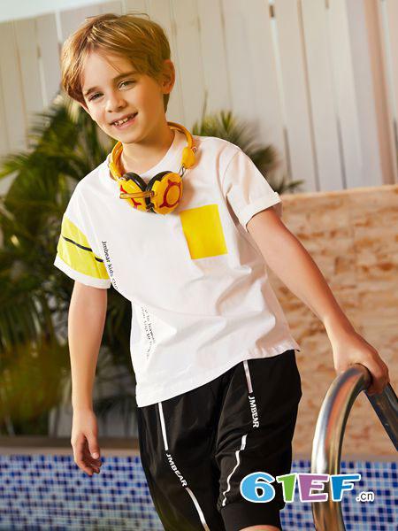 杰米熊童装品牌招商,愿每一位自己的小小魔术师