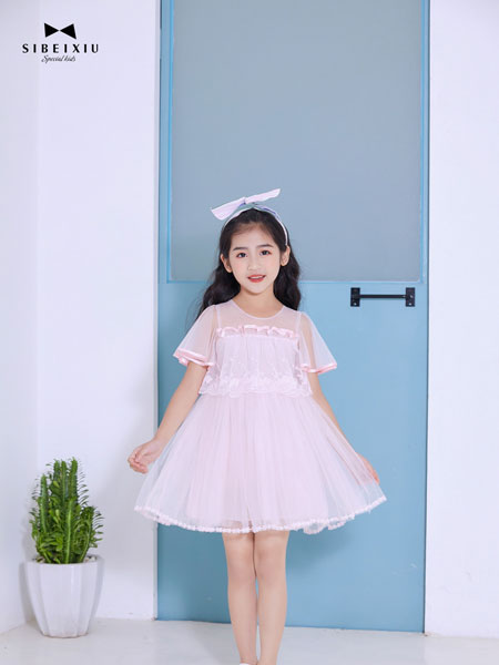 �D零�X TUTU Tips童�b品牌2019春夏�n版�和��B衣裙蓬蓬�裙子潮