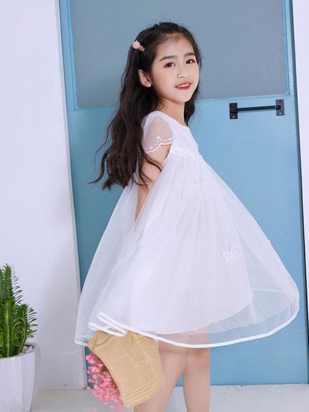 �D零�X TUTU Tips童�b品牌2019春夏�n版�裙�和�裙子公主裙