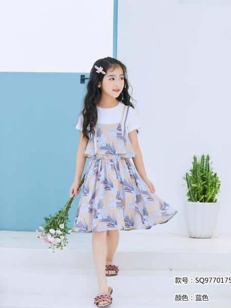 TUTU Tips童装品牌独特的原创定制,加盟让你赚