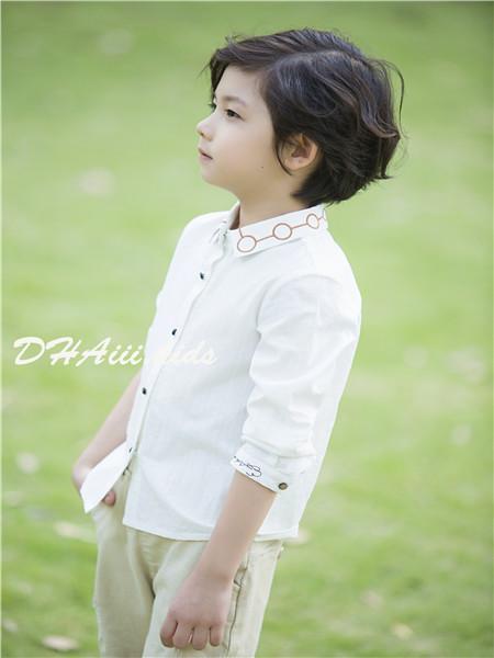 DHAiii童装  高品行、时髦、温馨、环保、物美价廉
