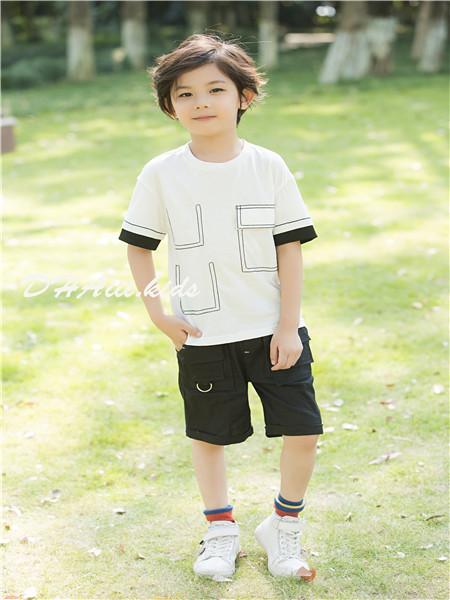 DHAiii.kids童装品牌2019春夏新品