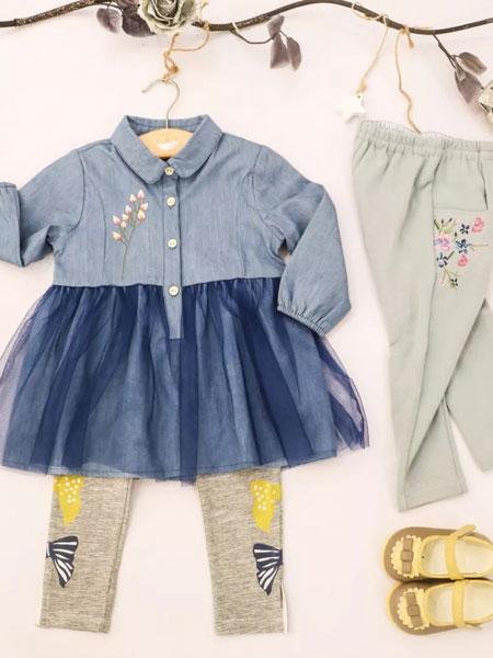 路易迪高童装品牌2019春季新品