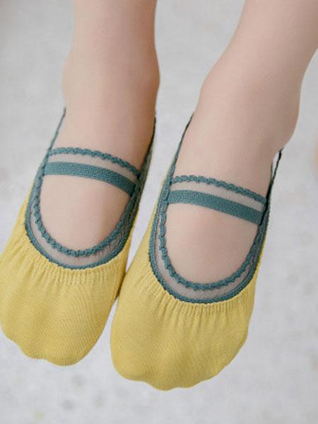 小小羊驼婴童用品2019春夏韩国蕾丝花边儿童隐形袜