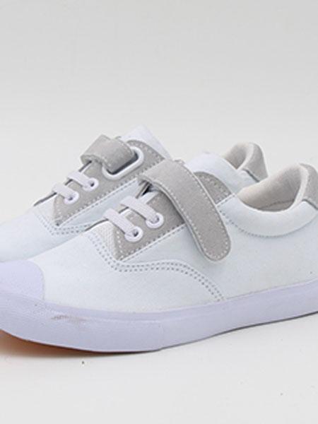 校园行童鞋品牌2019春夏休闲百搭时尚帆布鞋