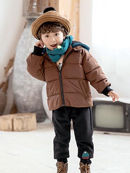 德蒙斯特(河南)童装品牌2019春夏棉袄韩版洋气保暖棉服