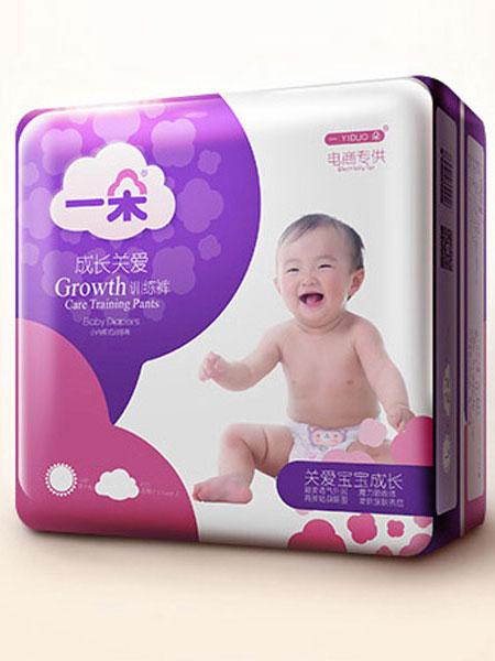 一朵婴童用品成长关爱训练裤