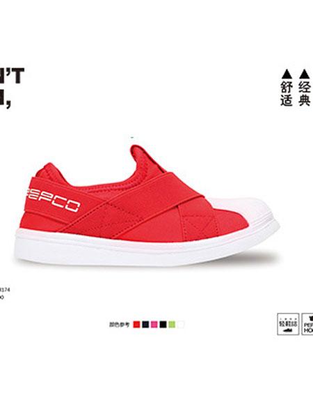 小猪班纳童鞋品牌2019春季休闲鞋浅口走路鞋