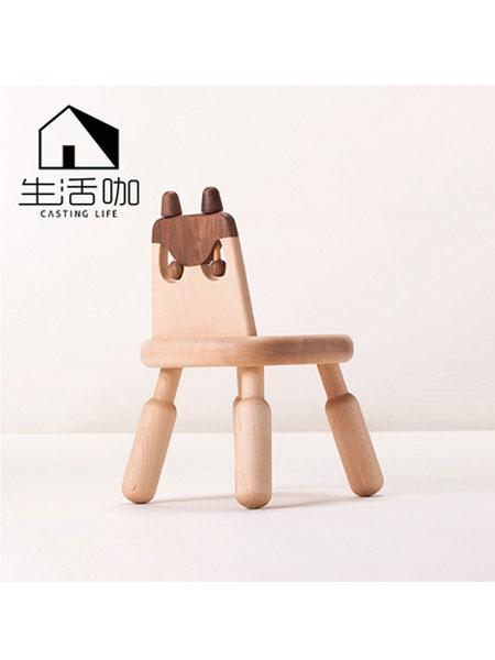 生活咖、鲁奇MLO青少年儿童家具儿童家具纯实木宝宝儿童