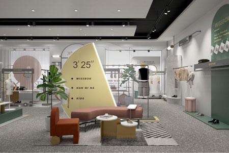 韩米娜风尚店铺展示