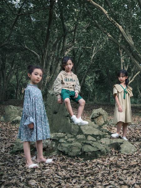 韩米娜风尚童装品牌自有强大生产力,欢迎加盟