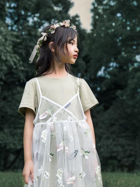 韩米娜风尚童装品牌诚邀代理商,支持货架