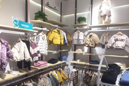 玛米玛卡MOMOCO店铺展示