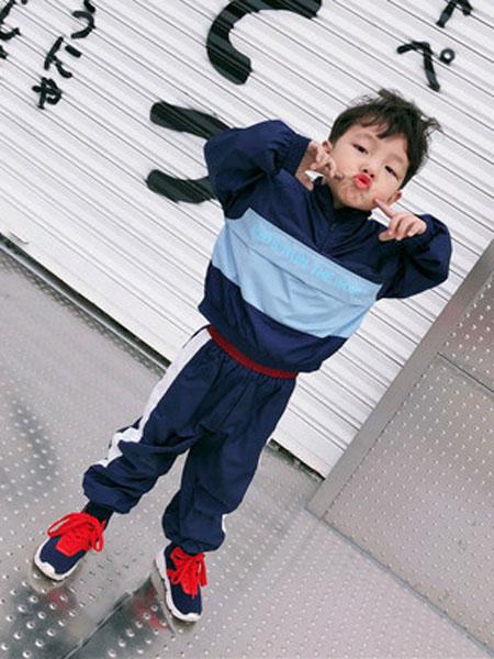 HYSUMICO童装品牌2019春夏休闲运动套装