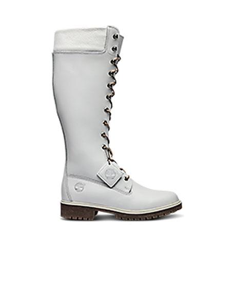 Timberland童鞋品牌2019春夏高筒靴小女孩长筒靴过膝…