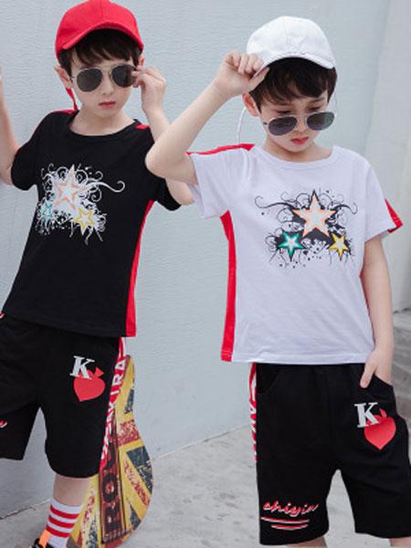 爱尔骏妮、小小树童装品牌2019春夏嘻哈帅气街舞