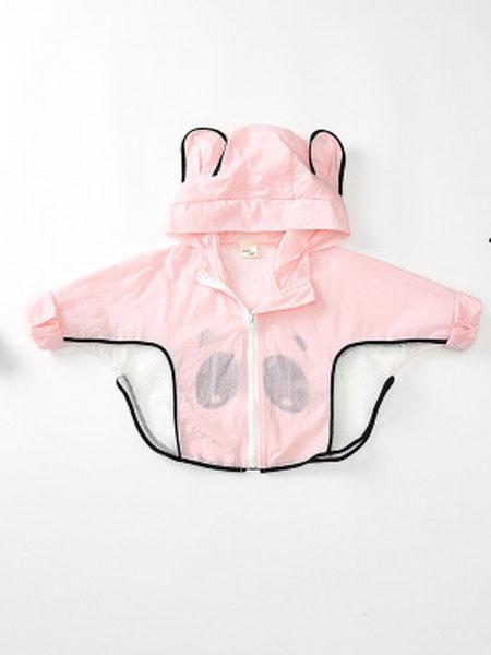 麦提爽童装品牌2019春夏可爱婴儿防晒服