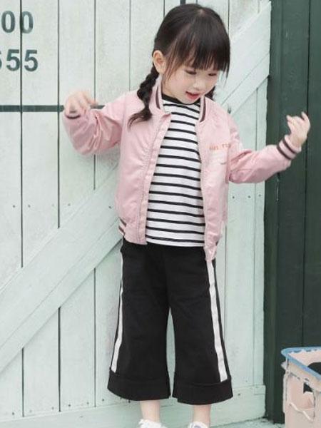 巴迪小虎园服童装品牌2019春夏时尚韩版夹克外套