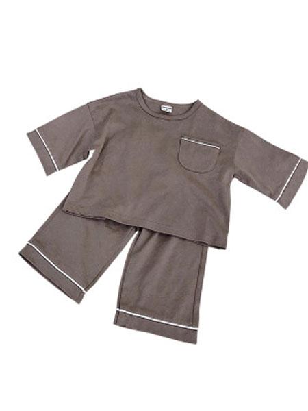 CHEERIO KIDS童装品牌2019春夏宝宝空调服棉睡衣