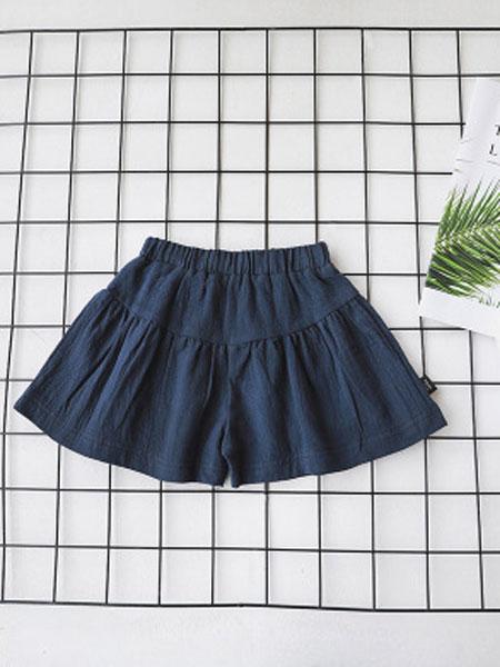 BAPELET KIDS童装品牌2019春夏时尚短裙