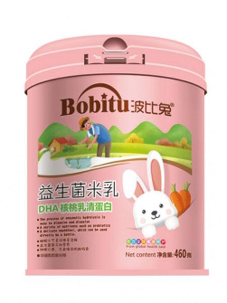 波比兔婴儿食品