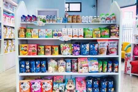 Milk Family店铺展示