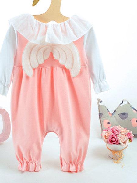 图图我童装品牌2019春夏婴儿连体衣
