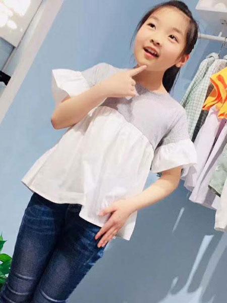 可米芽童装品牌多元化新型的共赢合作平台