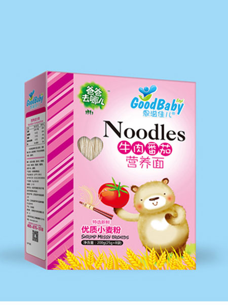 思溢佳儿婴儿食品