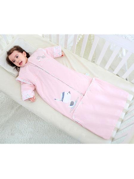 多米童话婴童用品睡袋