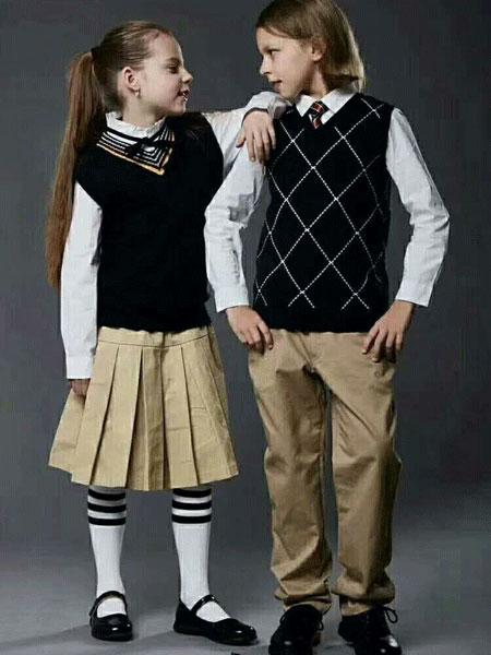 ABUQOOL爱布谷校服园服主推欧洲英伦和法式风格