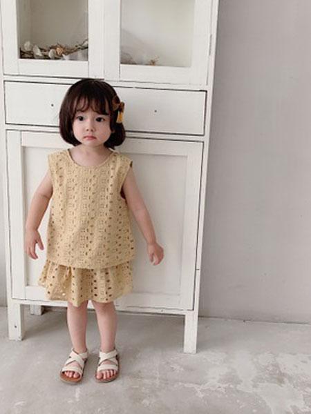 童尛童装品牌2019春夏宝宝背心裙公主裙