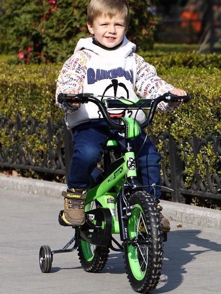 乐卡童车类儿童自行车