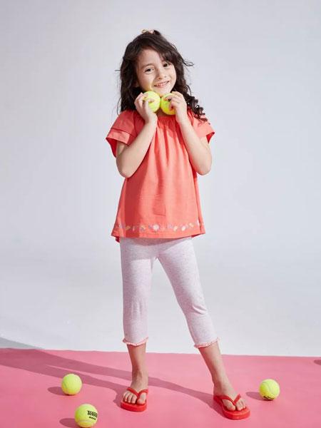 思佳美儿童装品牌2019春夏新款短袖衬衫甜美绣花上衣