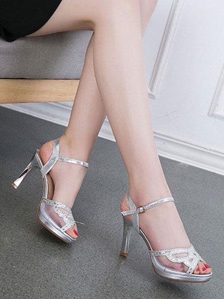 皇妹童鞋品牌2019春夏新款百搭韩版潮