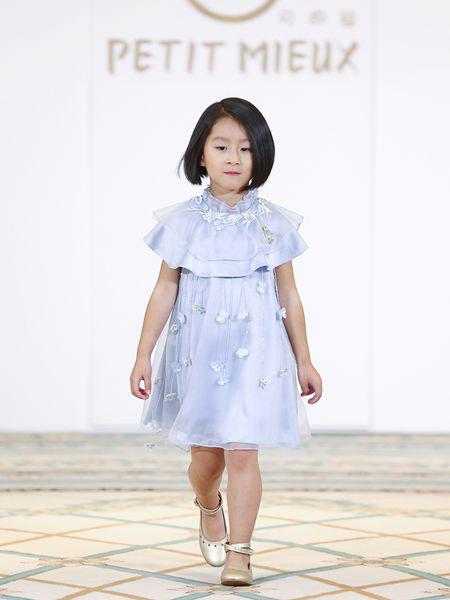 贝的屋童装品牌2019春夏儿童装中大童韩版洋气民族风唐装