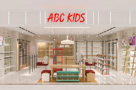 ABC KIDS店铺展示