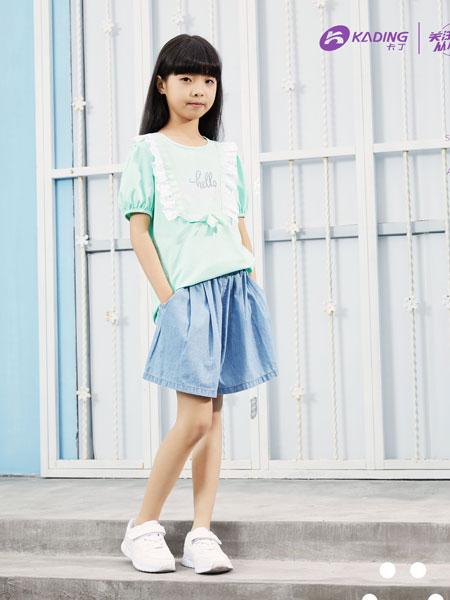 卡丁童鞋品牌2019春夏运动鞋时尚百搭休闲