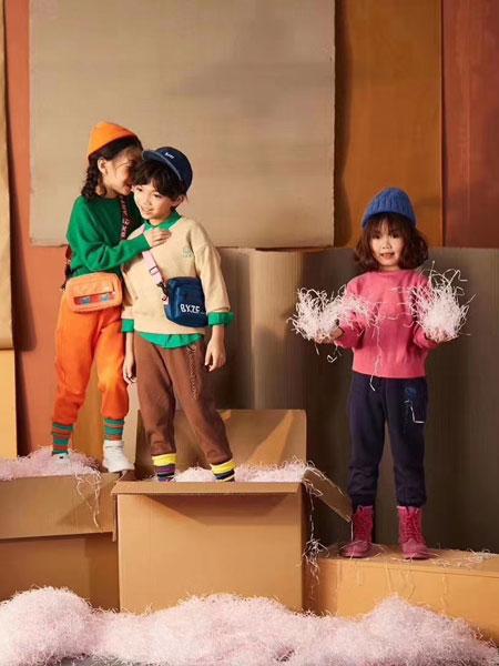 世纪龙童品童装品牌2019秋新款韩版中大儿童时髦卫衣女孩两件套运动服潮衣
