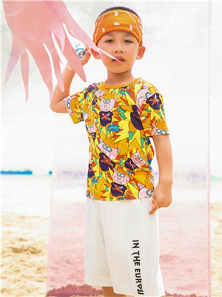 欧恰恰童装品牌,设计师时尚童装品牌
