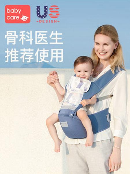 babycare婴童用品2019春夏多功能婴儿背带 宝宝前抱式腰凳新生儿四季通用抱娃神器