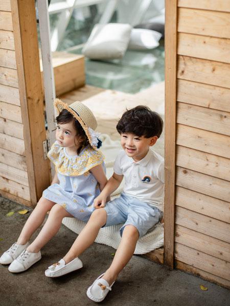恰贝贝童装品牌, 简约朴素中又透着童真趣味